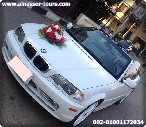 ايجار سيارات للزفاف والافراح , بي أم كابورلية كشف, BMW 330ci – E46